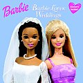 Barbie Loves Weddings (Barbie) [With Stickers]