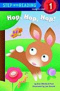 Hop Hop Hop Step Into Reading 1 Step