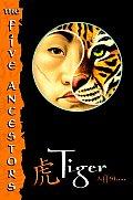 Five Ancestors 01 Tiger
