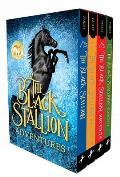 The Black Stallion Adventures: The Black Stallion Returns; The Black Stallion's Ghost; The Black Stallion Revolts