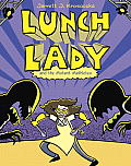 Lunch Lady 07 & the Mutant Mathletes