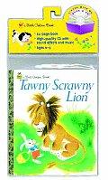 Tawny Scrawny Lion Book & Cd