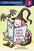 Little Witch Learns to Read (Step Into Reading: A Step 3 Book)