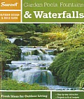 Sunset Outdoor Design & Build Garden Pools Fountains & Waterfalls