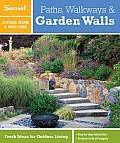Sunset Outdoor Design & Build Paths Walkways & Garden Walls