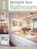 Reinvent Your Bathroom