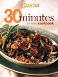30 Minutes Or Less Cookbook