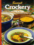 Sunset Crockery Cookbook