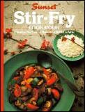 Sunset Stir Fry Cook Book