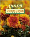 Western Garden Annual 2001