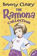 Beverly Clearly Ramona 4 Volumes Box Set Ramonas World Ramona & Her Mother Ramona Forever Ramona Quimby Age 8