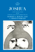 Anchor Bible Joshua Commentary