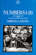 Anchor Bible Numbers 1 20