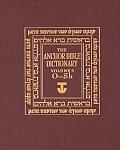 Anchor Bible Dictionary Volume 5 O Sh