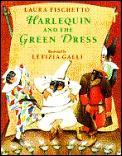 Harlequin & The Green Dress