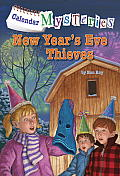 Calendar Mysteries 13 New Years Eve Thieves