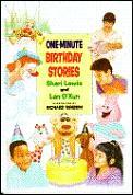 One-Minute Birthday Stories