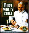 Burt Wolfs Table