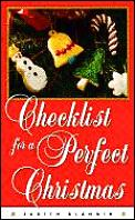 Checklist For A Perfect Christmas