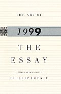Art Of The Essay 1999