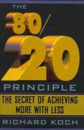 80 20 Principle The Secret Of Achieving