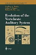 Evolution of the Vertebrate Auditory System