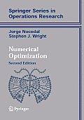 Numerical Optimization 2nd Edition
