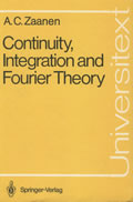 Continuity Integration & Fourier Theory