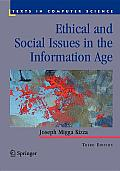 Ethical & Social Issues In The Infor 2nd Edition