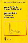 Intermediate Calculus 2nd Edition