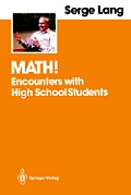 Math Encounters With High School Student