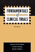 Fundamentals Of Clinical Trials 3rd Edition