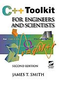 C++ Toolkit for Engineers and Scientists [With CDROM]