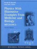 Physics with Illustrative Examples from Medicine and Biology: Electricity and Magnetism / Mechanics / Statistical Physics