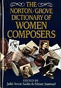 Norton Grove Dictionary of Women Composers