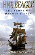 Hms Beagle The Story Of Darwins Ship