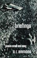 Briefings: Poems Small and Easy