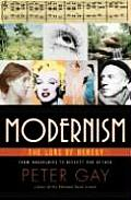 Modernism The Lure of Heresy from Baudelaire to Beckett & Beyond