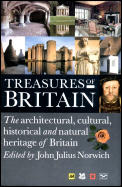 Treasures of Britain The Architectural Cultural Historical & Natural History of Britain