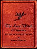 Last Witch of Langenburg Murder in a German Village