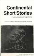 Continental Short Stories: The Modern Tradition