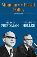 Monetary Vs Fiscal Policy