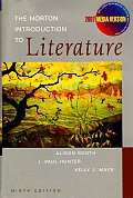 Norton Introduction to Literature With Multimedia CD ROM & 2 Audio CDs