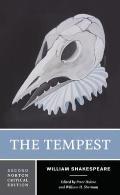 Tempest A Norton Critical Edition