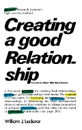 Creating a Good Relationship