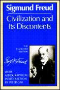Civilization & Its Discontents