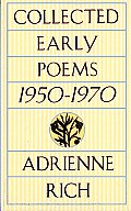 Collected Early Poems 1950 1970