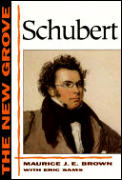 New Grove Schubert