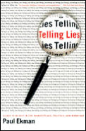 Telling Lies Clues To Deceit In The Ma