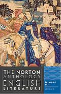 Norton Anthology of English Literature Ninth Edition Volume A